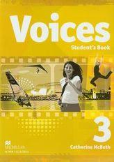 Voices. Klasa 3, gimnazjum. Język angielski. Podręcznik
