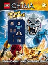 LEGO Legends of Chima. Bitwa o Chimę