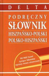 Podręczny słownik hiszpańsko-polski, polsko-hiszpański