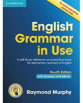 English Grammar in use 4ed. with answers and eBook