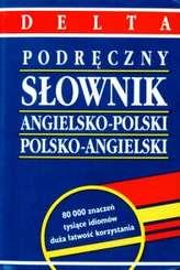 Podręczny słownik angielsko-polski, polsko-angielski (80 tys. haseł)