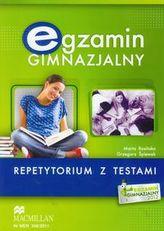 Egzamin gimnazjalny 2012. Repetytorium z testami