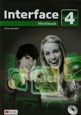 Interface 4. Workbook. Zeszyt ćwiczeń. Język angielski