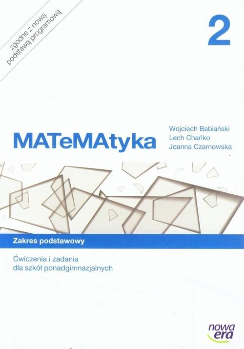 matematyka 2 zakres rozszerzony ćwiczenia odpowiedzi