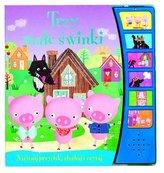 Trzy małe świnki. Książeczka dźwiękowa