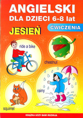 Angielski dla dzieci 6-8 lat. Jesień. Ćeiczenia