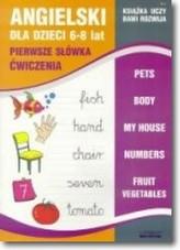 Angielski dla dzieci  6-8 lat Zeszyt 2