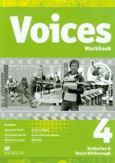 Voices 4 Work Book