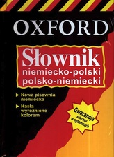 Słownik niemiecko-polski, polsko-niemiecki (35 tys. haseł)
