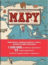 Mapy. Obrazkowa podróż po lądach. morzach i kulturach świata