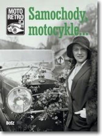 Moto retro. Samochody, motocykle