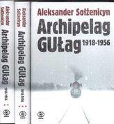 Archipelag Gułag 1918-1956. Pakiet (3 tomy)