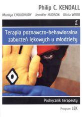 Terapia poznawczo-behawioralna zaburzeń lękowych u młodzieży. Podręcznik terapeuty
