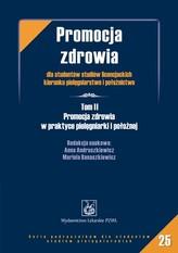 Promocja zdrowia dla studentów studiów licencjackich kierunku pielęgniarstwo i położnictwo