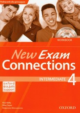 New Exam Connections 4 Intermadiate WB PL