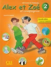 Alex et Zoe 2 Podręcznik