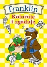 Franklin Koloruję i zgaduję 2