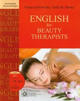 English for Beauty Therapists z płytą CD