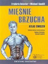Mięśnie brzucha Atlas ćwiczeń