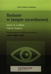 Badanie w lampie szczelinowej