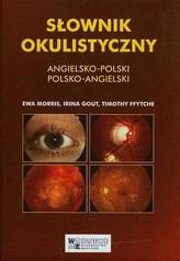 Słownik okulistyczny angielsko-polski polsko-angielski
