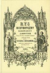 Rys historyczny zgromadzeń zakonnych obojej płci Tom 1 Zakony męskie