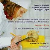 Interaktywny egzamin praktyczny polsko-łacińsko-angielski atlas anatomiczny