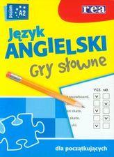 Język angielski Gry słowne A2 dla początkujących