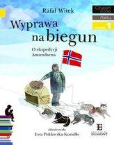 Wyprawa na biegun O ekspedycji Amundsena