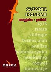 Rosyjsko-polski słownik ekonomii