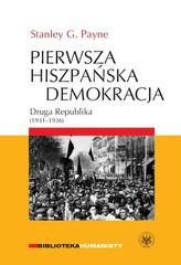 Pierwsza hiszpańska demokracja