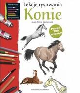 Lekcje rysowania Konie