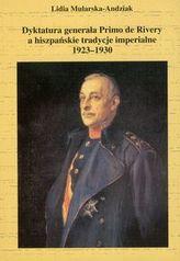 Dyktatura generała Primo de Rivery a hiszpańskie tradycje imperialne 1923-1930