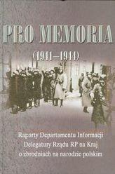 Pro memoria (1941-1944)
