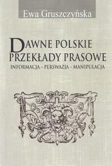 Dawne polskie przekłady prasowe