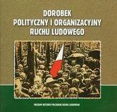 Dorobek polityczny i organizacyjny ruchu ludowego