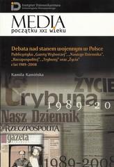 Debata nad stanem wojennym w Polsce
