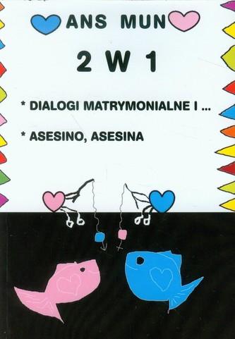 2 w 1 Dialogi matrymonialne i ...