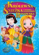 Czytaj i koloruj Śnieżka i siedmiu krasnoludków Roszpunka