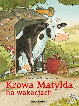 Krowa Matylda na wakacjach