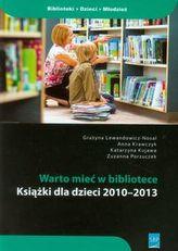 Warto mieć w bibliotece