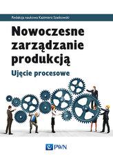 Nowoczesne zarządzanie produkcją