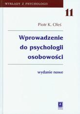 Wprowadzenie do psychologii osobowości Tom 11