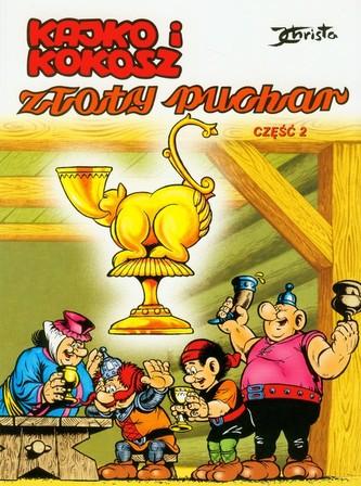 Kajko i Kokosz Złoty Puchar część 2