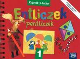 Entliczek Pentliczek 1 Kajecik 5-latka
