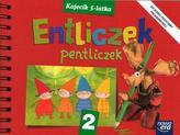 Entliczek Pentliczek 2 Kajecik 5-latka