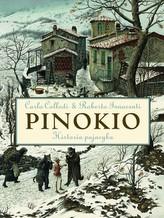 Pinokio Historia pajacyka