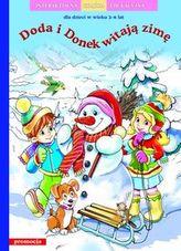 Doda i Donek witają zimę