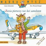 Zuzia leci samolotem