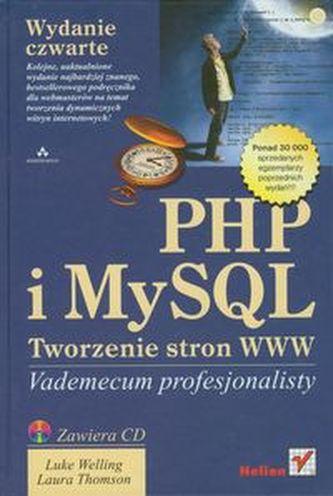 PHP i MySQL Tworzenie stron WWW